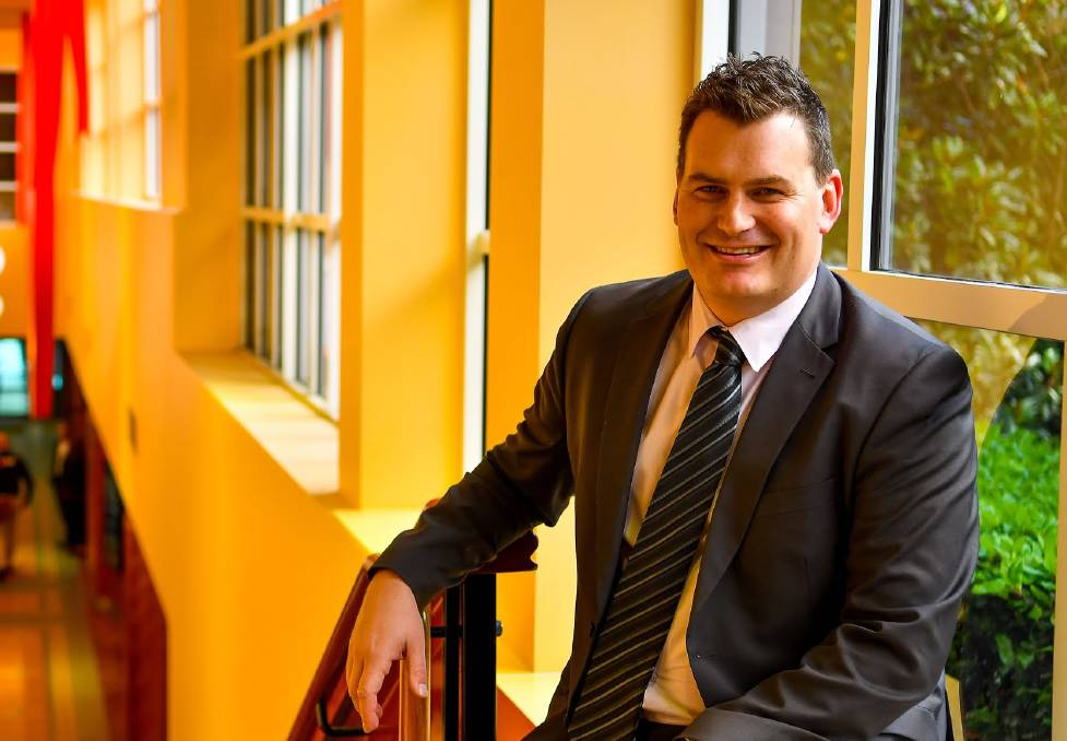 Tourism Industry Council Tasmania CEO Luke Martin. Picture: file.