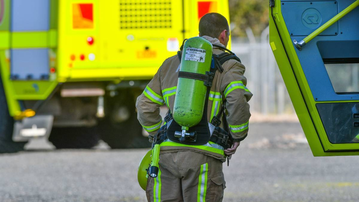 Tasmanian firefighters seek protection from toxic foam
