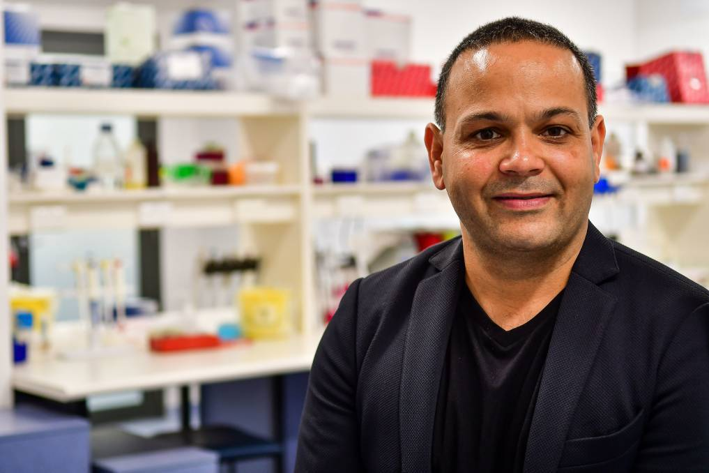Launceston researcher's key finding on fatal lung disease
