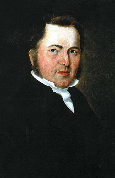 Social reformer: The Reverend John West, who used his influence in the church and media to influence public opinion.