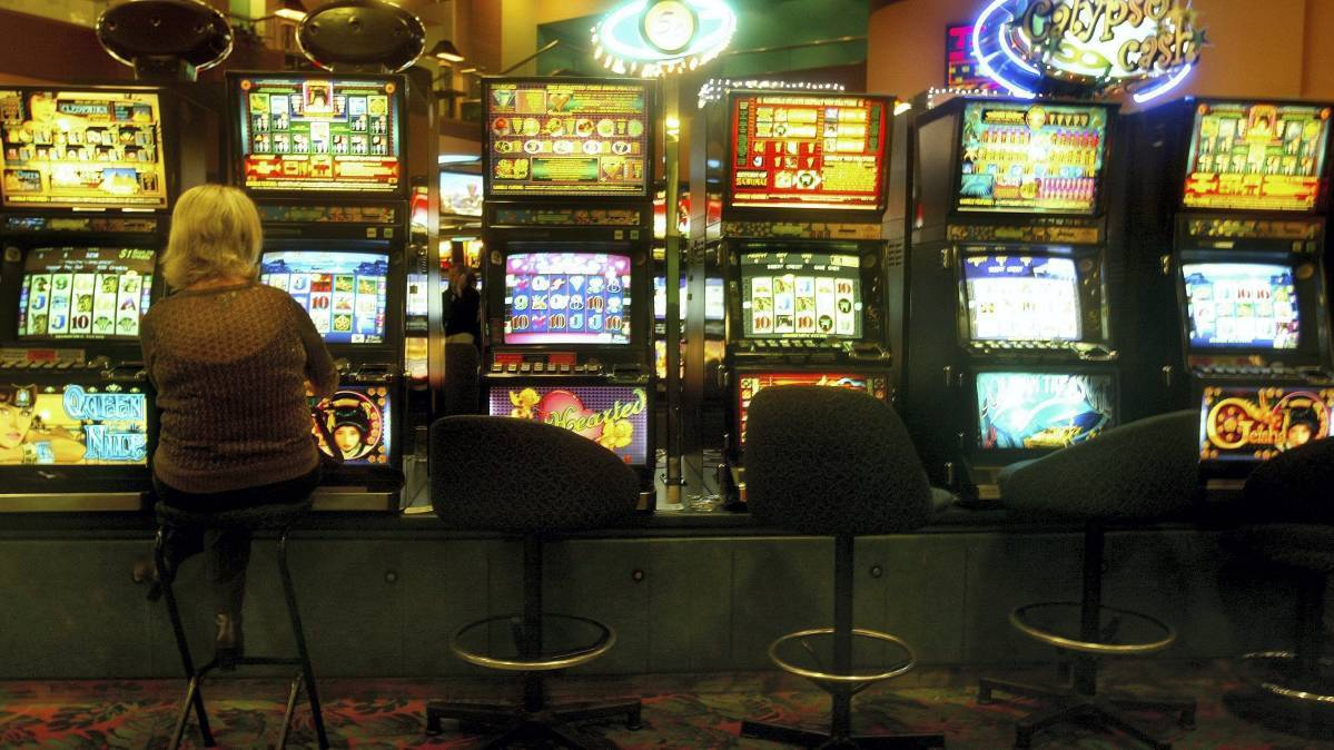 Less machines, smaller bets: social services pokies wish list