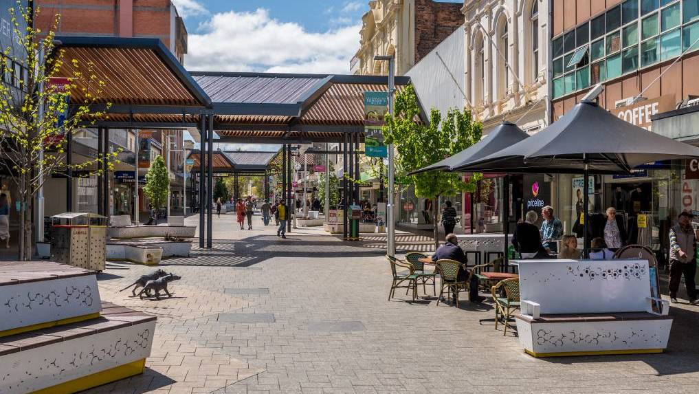 Council to look at mall's seating, as shop owner asks to 'design-out-crime'