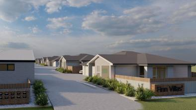 DA: The proposed 14 unit development on Westbury Road is expected to cost $2.5 million. Picture: supplied