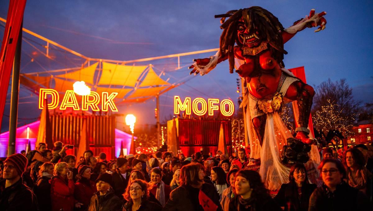 Art in the dark: Dark Mofo — Art Guide Australia
