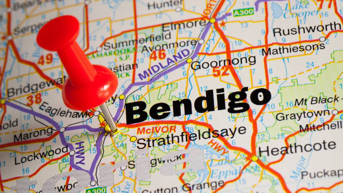 Imagine Bendigo's population being hospitalised on the same day