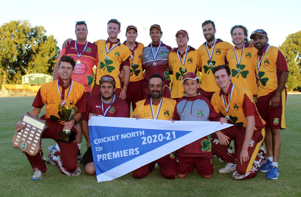 VICTORIOUS: Westbury won Thursday night's T20 final by six wickets. Picture: Hamish Geale