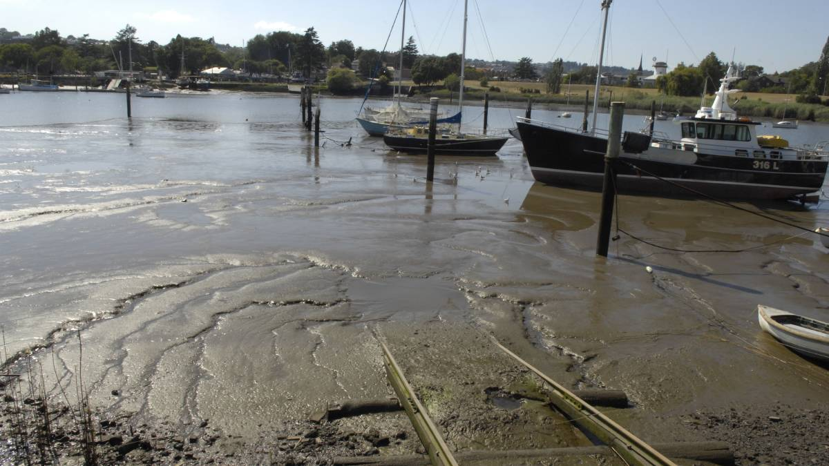 Flush Tamar River siltation out like a toilet