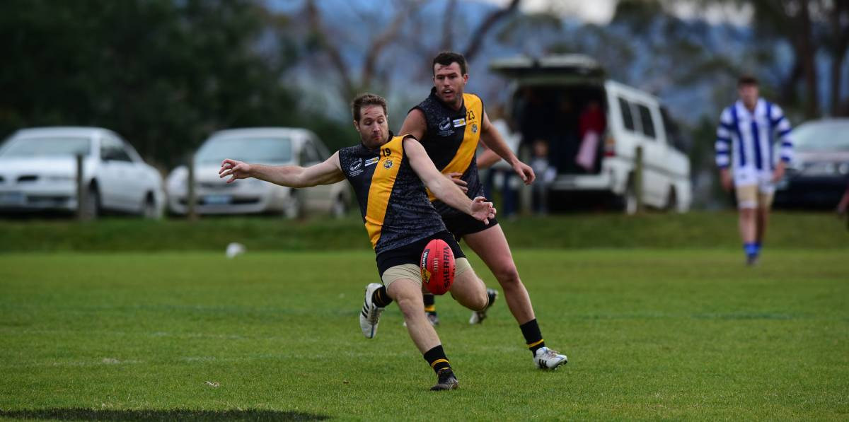Rocherlea captain Brenton Gale has been named in the seniors division 1 association best and fairest top 10.
