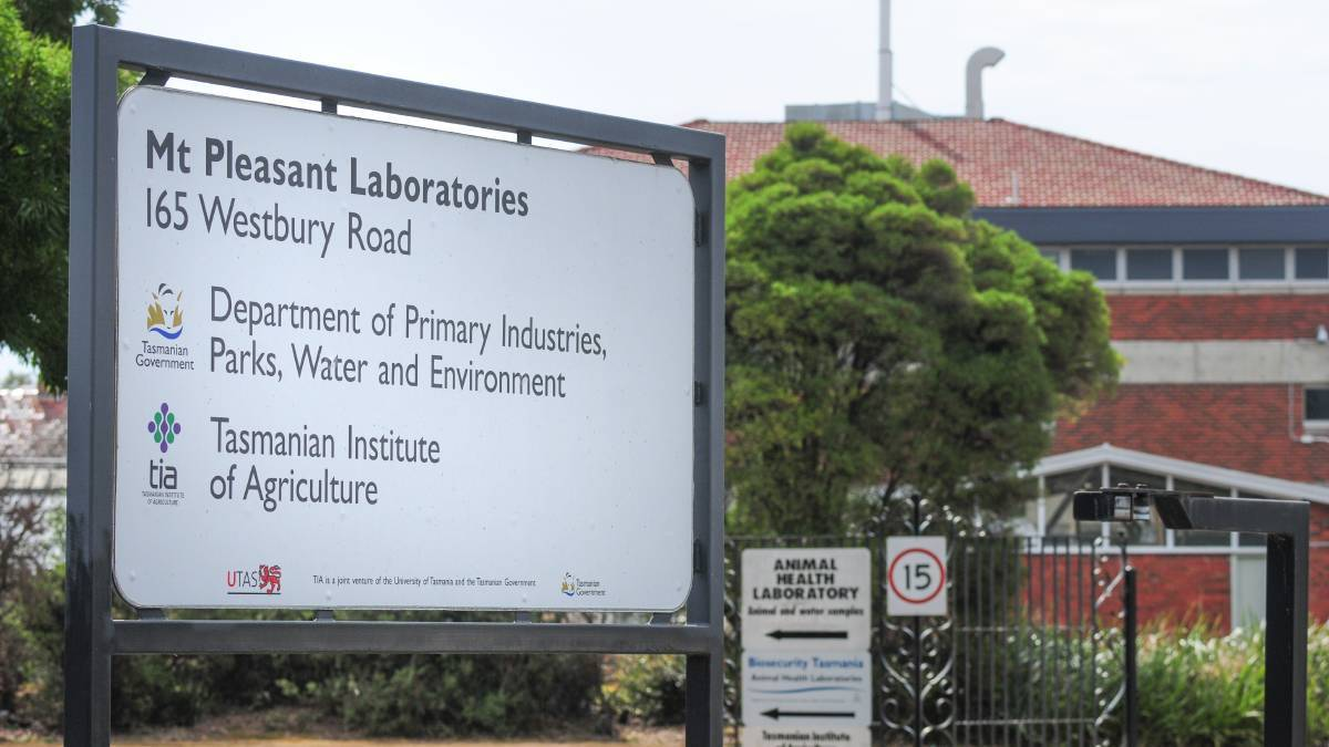 A state government policy to move 100 Primary Industries, Parks, Water and Environment Department jobs to sites like the Mt Pleasant Laboratories in Northern Tasmania (pictured) does not appear to be garnering support among staff.
