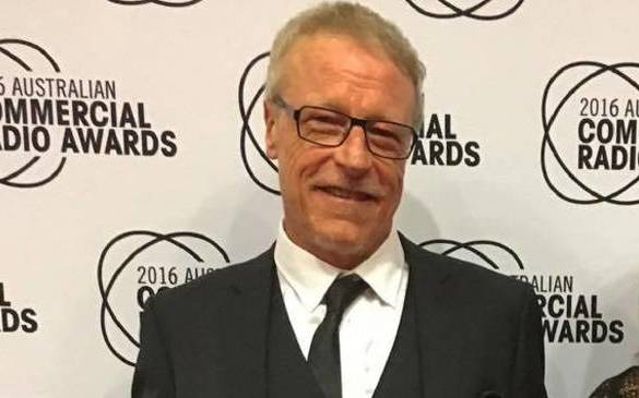 Veteran broadcaster Brian Carlton is stepping down as host of the Tasmania Talks program on LAFM for personal reasons. Picture: Supplied