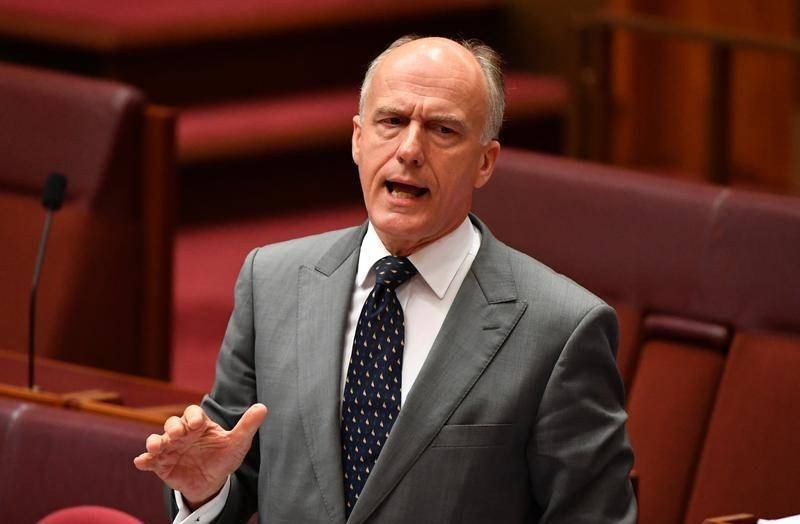 Abetz calls for Folau sacking probe, says 'true Liberals' value freedom of religion