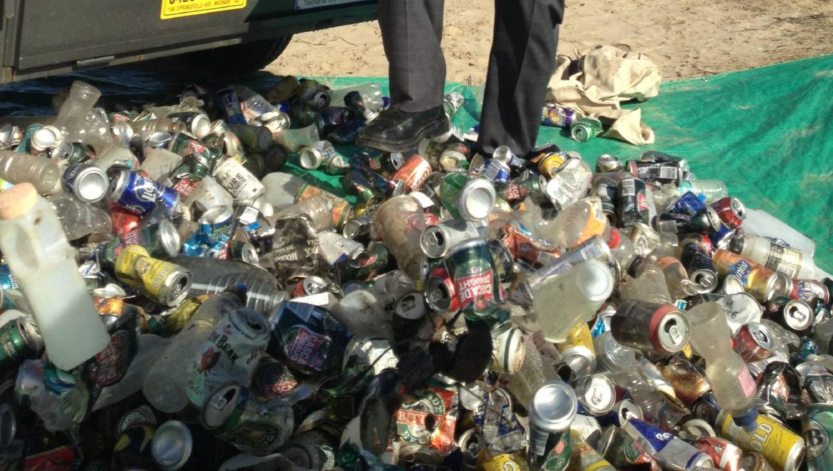 Three investigations into container deposit schemes have been commissioned in Tasmania since 2008. The most recent, in July of 2018, is being considered. Picture: File