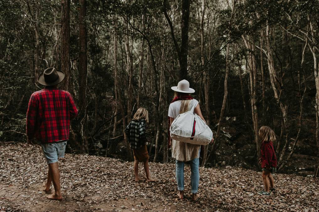 EXPLORE: The Easter long weekend is a chance for families to take a break the norm and spend time together. Photo: ponyrider.com.au