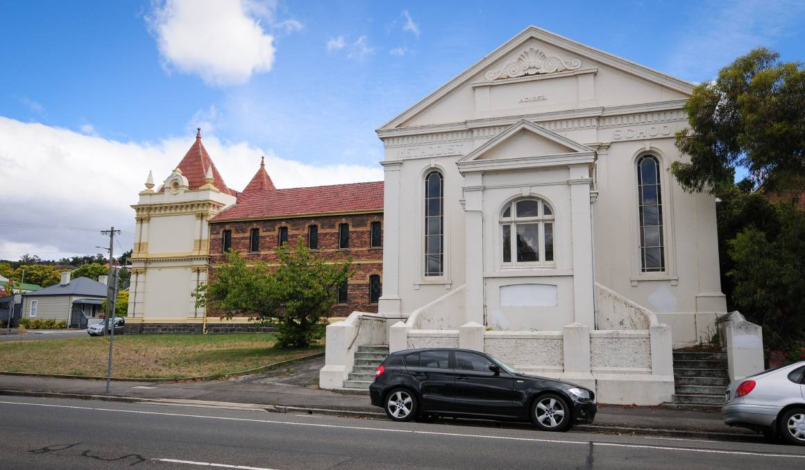 Fitness studio proposed for old Uniting Church hall