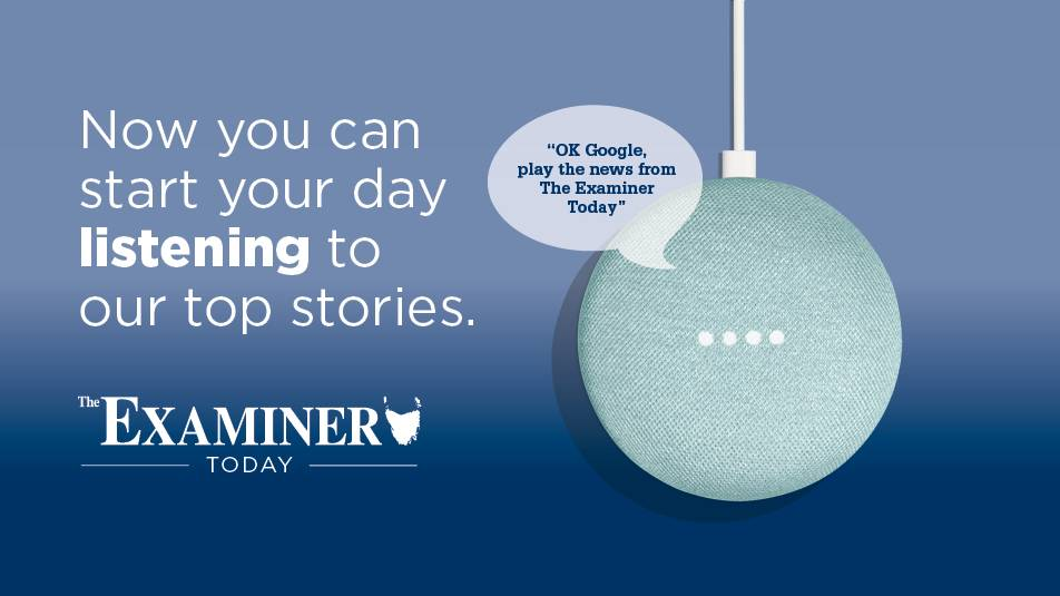 Listen to The Examiner's headlines on your smart speaker