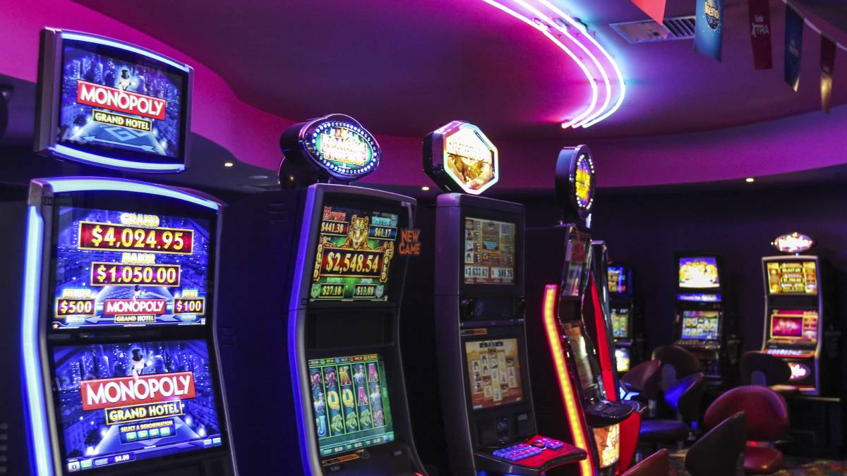 Pokies cash tightened, fines, penalties issued