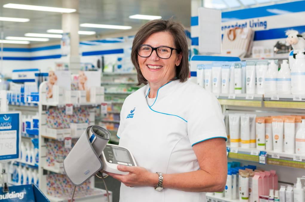 ISSUE: Newly elected Pharmacy Guild of Tasmania president Helen O'Byrne said medication shortages that heightened during the pandemic are continuing to cause problems. Picture: Phillip Biggs