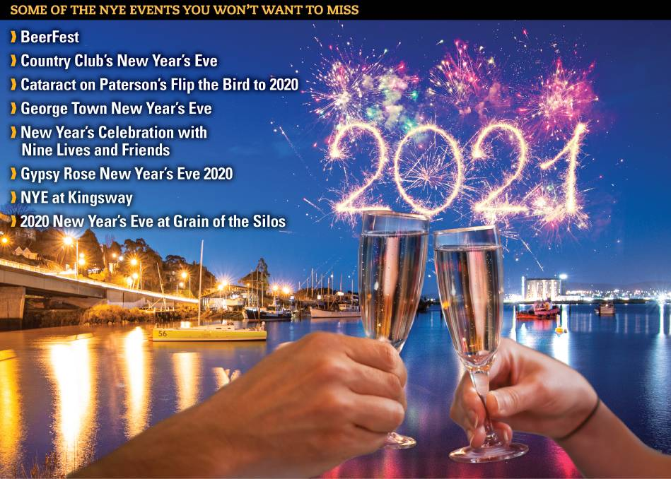 Some of the local events to bring in the New Year.