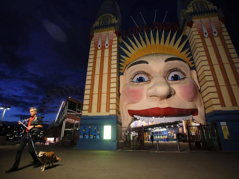Sydney's Luna Park is getting a $30 million upgrade that will include nine new rides.