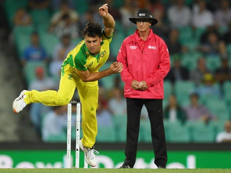 Allrounder Marcus Stoinis has declared himself fit for BBL bowling duties for the Melbourne Stars.