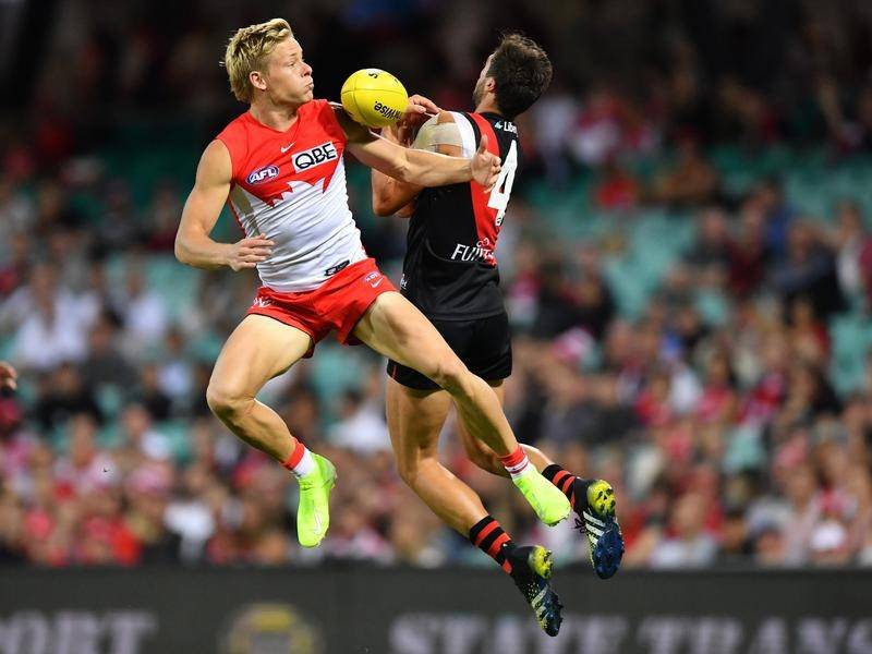 Sydney have kept an unblemished record in the 2021 AFL season with a three-point win over Essendon.