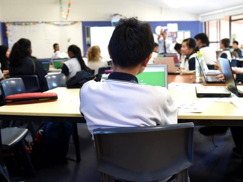 Australian students have risen in global calculations for mathematics and science