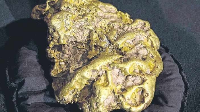 Whopper gold target found south of Devonport