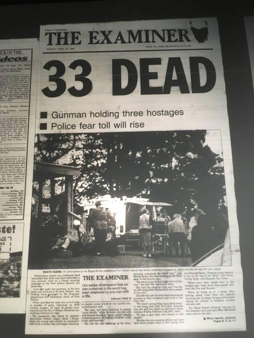 The Port Arthur Massacre remains the darkest day in Tasmania's history –  April 28, 1996 | The Examiner | Launceston, TAS