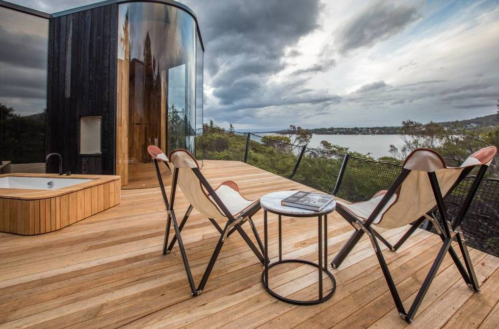 RECOGNISE: Freycinet Lodge was one of the winners at this year's East Coast Tourism awards. Picture: file