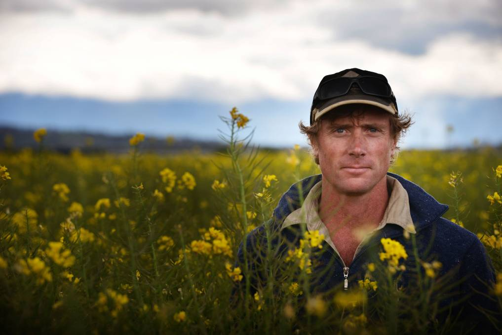 DEARLY MISSED: Nile grain farmer Michael Chilvers was identified as the bushwalker who died while climbing Mt Geryon in the Cradle Mountain National Park on Friday. Picture: file